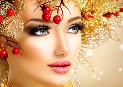 hair-style-christmas-holiday